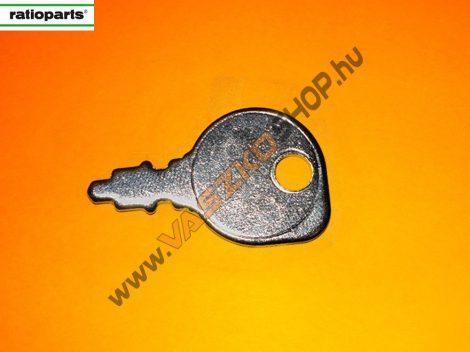 Gyújtáskapcsoló kulcs 5,6 kivezetéseshez