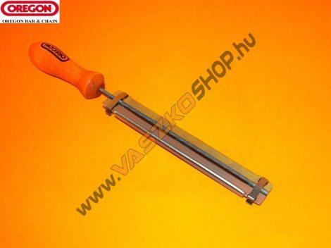 Láncreszelő 4 mm OREGON (sablonos)