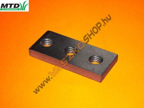 Kerék tengely lemez MTD 900/1000/1300W