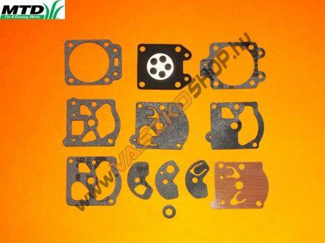 Karburátor membrán MTD GCS 38 / 46